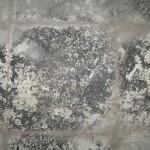 Black tile adhesive