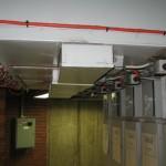 Internal Lining of Heater Banks