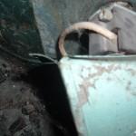 Sheathing on wiring
